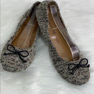 Lucky Brand Wool Ballet Flats